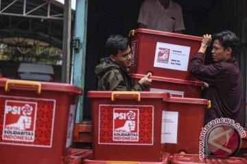 PSI Lengkapi Berkas Pendaftaran Pemilu