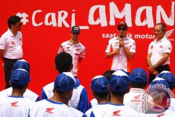 Kunjungan Marquez Dan Pedrosa
