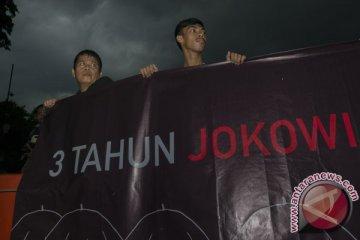 Kamisan Tiga Tahun Jokowi