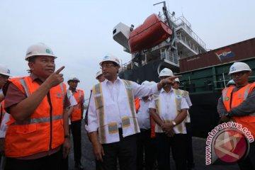Menteri Perhubungan Di Surabaya