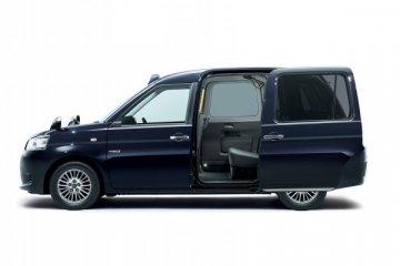 Toyota luncurkan model anyar khusus untuk taksi Jepang