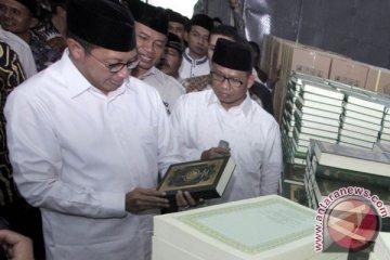 Peluncuran Mushaf Al-Quran Standar Indonesia