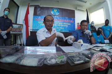 BNNP DIY Tembak Mati Bandar Narkoba