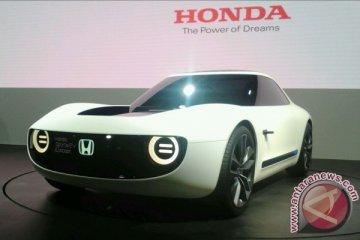 Honda tampilkan mobil berteknologi terkini di TMS 2017