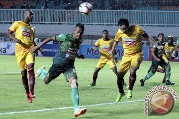 PS TNI Lawan Sriwijaya FC