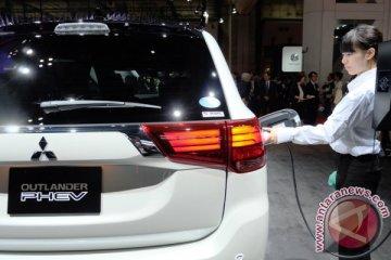E-Evolution hingga eK Custom yang menyedot perhatian pengunjung Mitsubishi