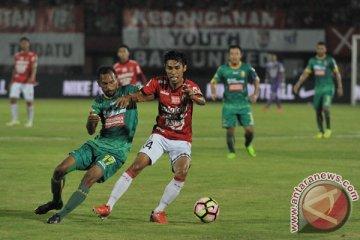 Bali United Kalahkan Sriwijaya FC