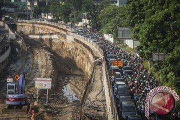 Pembangunan Underpass Mampang-Kuningan