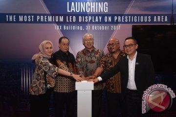 Peluncuran Media Iklan LED Display