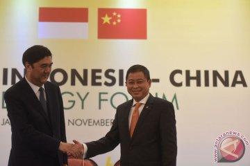 Kerja Sama Energi Indonesia-China