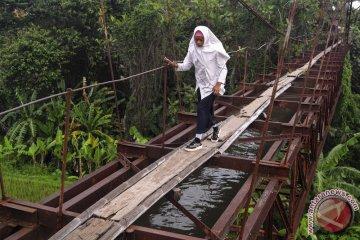 Jembatan Akses Jalan Pintas