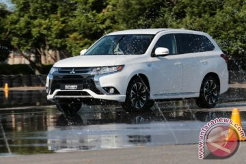 Mitsubishi sediakan 10 mobil listrik untuk pengembangan di Indonesia