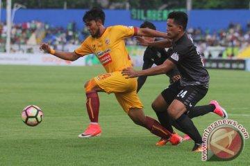 Sriwijaya FC Kalahkan Persegres