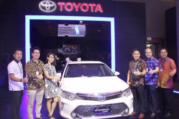 Toyota tampilkan teknologi hibrida di Medan Auto Show 2017