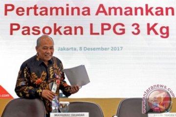 Pasokan LPG Tiga Kilogram Bersubsidi
