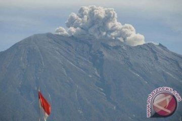 Letusan Efusif Gunung Agung