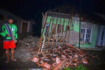 Dampak Gempa Bumi Tasikmalaya
