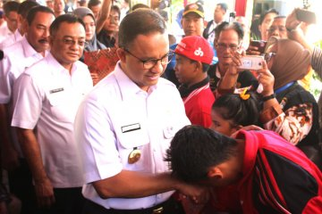 Anies Hadiri Hari Disabilitas Internasional
