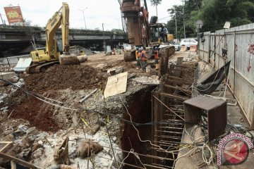 Pembangunan Underpass Pondok Indah-Lebak Bulus