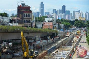Pembangunan Underpass Matraman