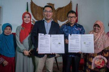 Ridwan Kamil Kembalikan Aset Negara