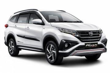Toyota umumkan harga Rush terbaru, tipe TRD AT lebih murah
