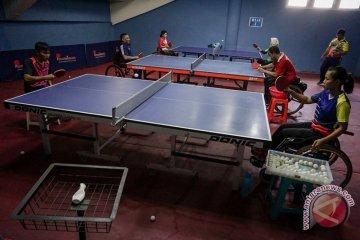 Pelatnas Tenis Meja Asian Para Games