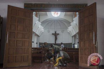 Pembersihan Gereja Bedog