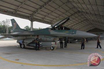 Tambahan pesawat tempur F-16 Lanud RSN