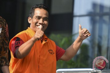Pemeriksaan suap Bupati Subang