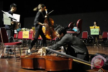 Worldship Orchestra dihentikan paksa