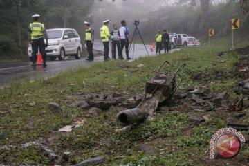 Kecelakaan di jalur tanjakan Emen