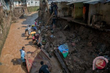 Pascabanjir bandang Kota Bandung