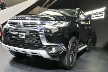 Bos Mitsubishi optimistis Pajero Sport Rockford Fosgate segera ludes