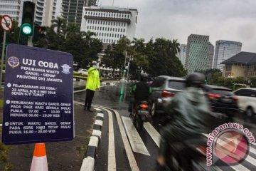 Polda Metro sosialisasikan perluasan ganjil-genap jelang Asian Games 2018