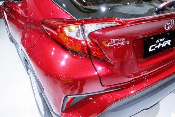 Sepekan meluncur, Toyota C-HR sudah dipesan 23 unit