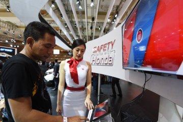 "Honda kampanye keselamatan berkendara lewat ""Interactive Safety Zone"""