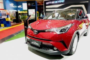 """Toyota C-HR kelir """"two tone"""" untuk pecinta """"desain emosional"""""""