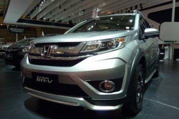 New Honda BR-V tampil lebih segar dengan desain baru