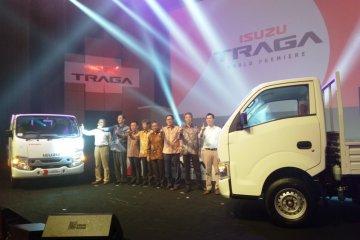 Isuzu luncurkan Traga, ramaikan pasar medium pick-up di Indonesia