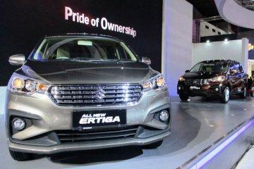 Suzuki Ertiga terbaru debut di IIMS, begini tampilannya