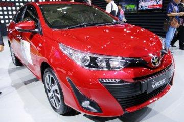 Toyota tidak patok target penjualan selama IIMS 2018