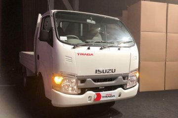 Penjualan tumbuh, Isuzu ekspor Traga ke ASEAN akhir tahun ini