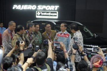 Pajero Sport sementara pimpin penjualan Mitsubishi di IIMS