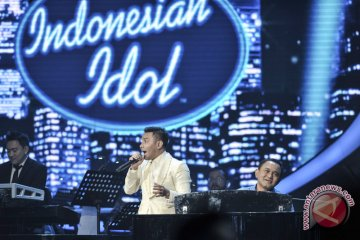 Malam puncak Indonesian Idol 2018