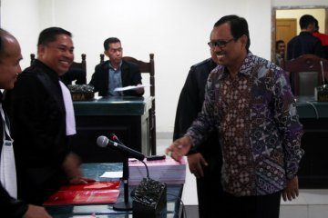 Sidang mantan Ketua DPRD Sulbar