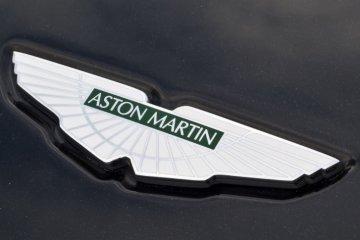 Aston Martin Rapid-E dibekali baterai 800 volt