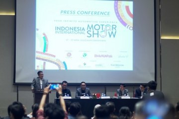 Dua brand mobil China ramaikan IIMS 2018