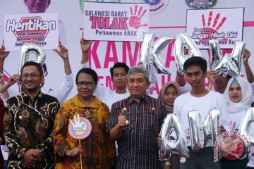 Kampanye Pencegahan Perkawinan Anak