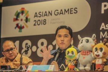 Perkenalan pemegang lisensi official produk Asian Games